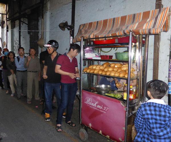 Kinh doanh bánh mì các loại