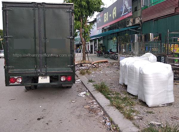 Quang Huy phân phối lò nướng thịt, xe bánh mì