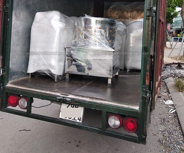 Quang Huy phân phối thiết bị bếp trên khắp các tỉnh thành cả nước