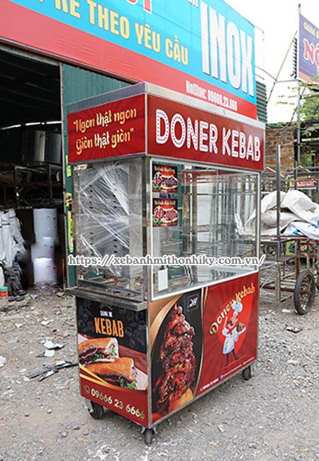 Quang Huy xe bánh mì thổ nhĩ kỳ chữ nhật
