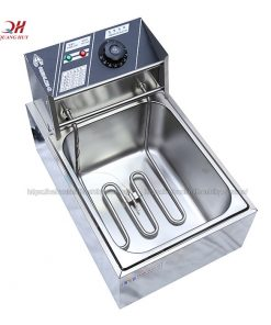 Bếp chiên đơn bằng điện 1 ngăn Quang Huy