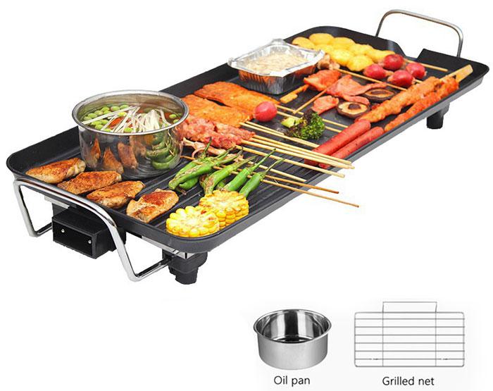 Bếp nướng thịt bằng điện gia đình