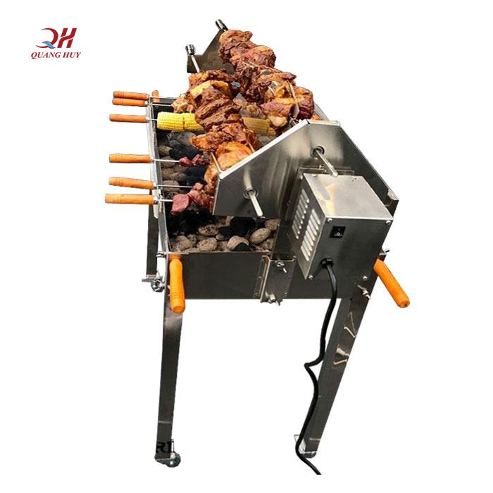 Bếp nướng thịt bằng than đa năng