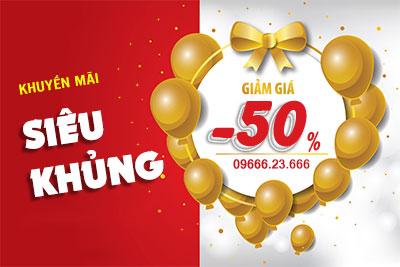 Giảm giá Quang Huy