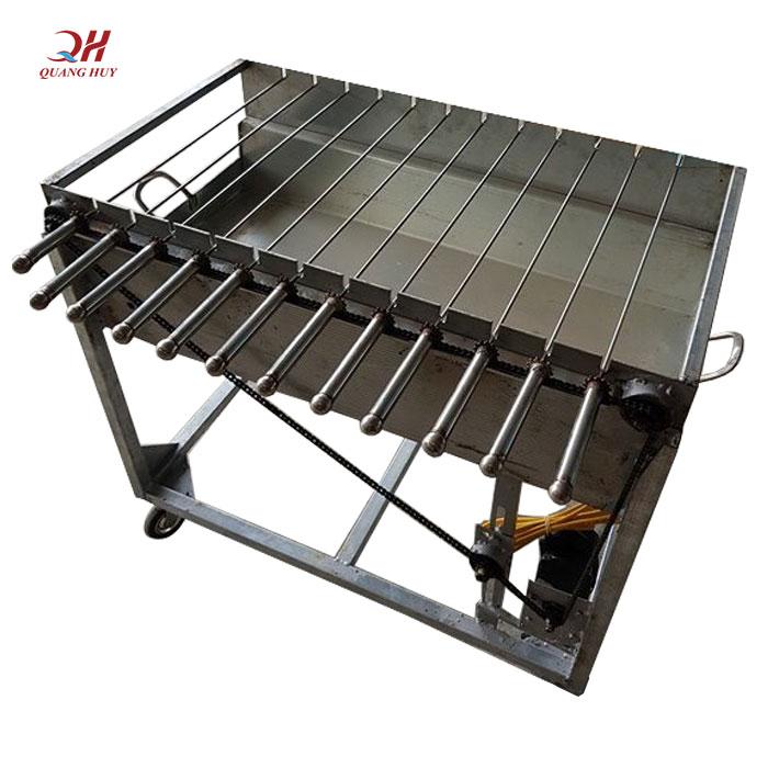 Mẫu bếp nướng thịt bằng than tiện dụng