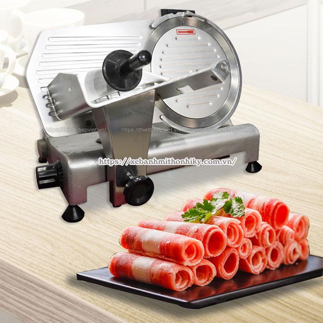 Máy thái thịt đông lạnh ES-250 Quang Huy