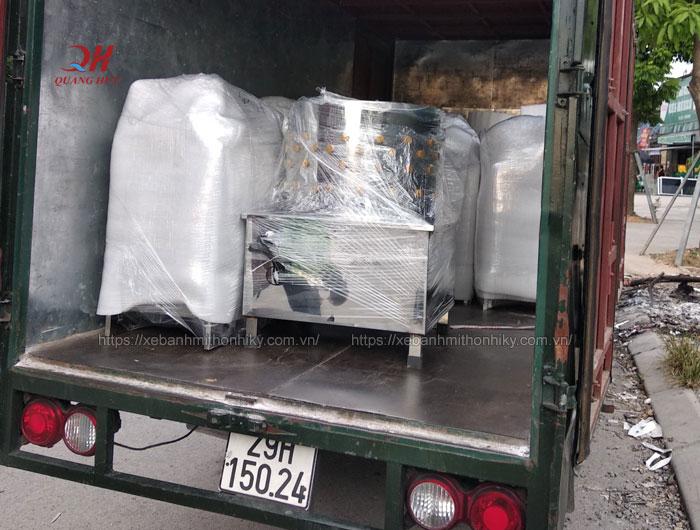 Quang Huy phân phối máy vặt lông gà toàn quốc