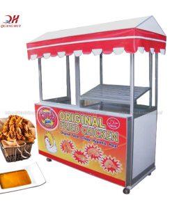 Quang Huy xe bán gà ránQuang Huy xe bán gà rán