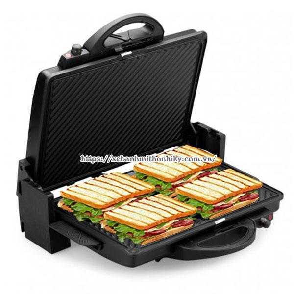 Hướng dẫn cách sử dụng máy ép bánh mỳ Tiross 965