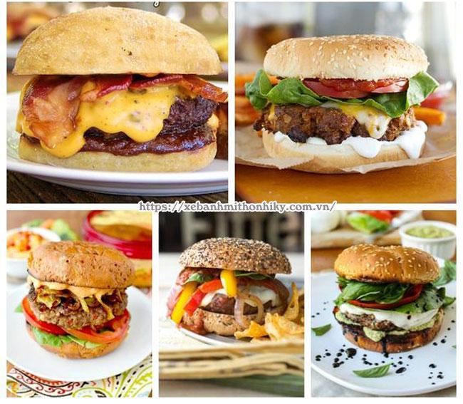 3 cách làm bánh mì hamburger đơn giản