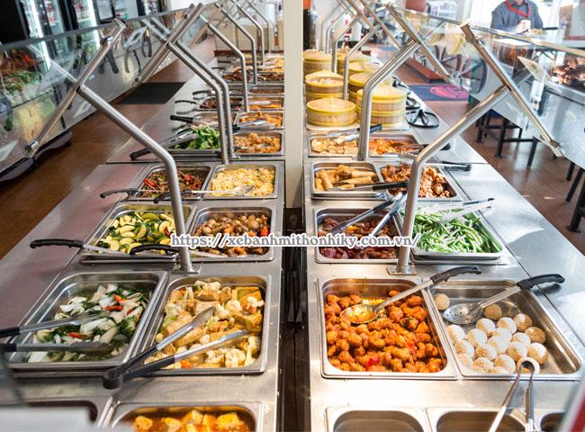 Quang Huy mang tới giải pháp giữ nóng thức ăn cho mọi quán ăn, nhà hàng, bếp công nghiệp