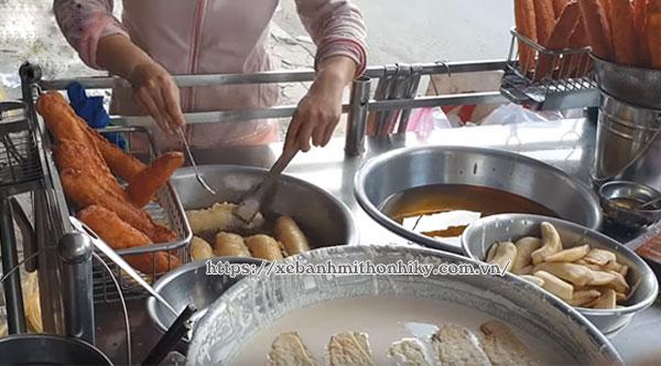 Chi tiết cách làm bánh chuối chiên phồng để bán