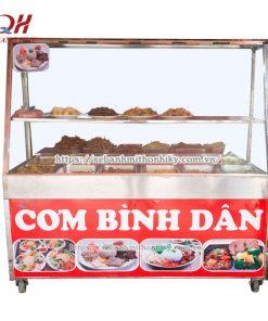 Tủ hâm nóng thức ăn Quang Huy