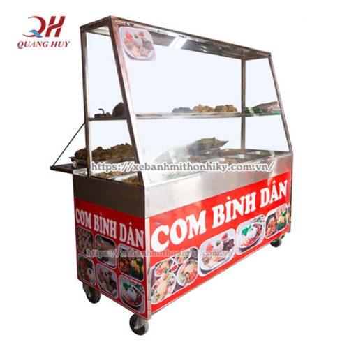 Tủ hâm nóng cơm Quang Huy