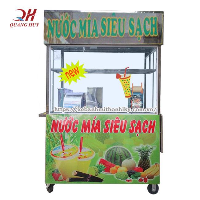 Xe ép nước mía siêu sạch giá rẻ tại Quang Huy