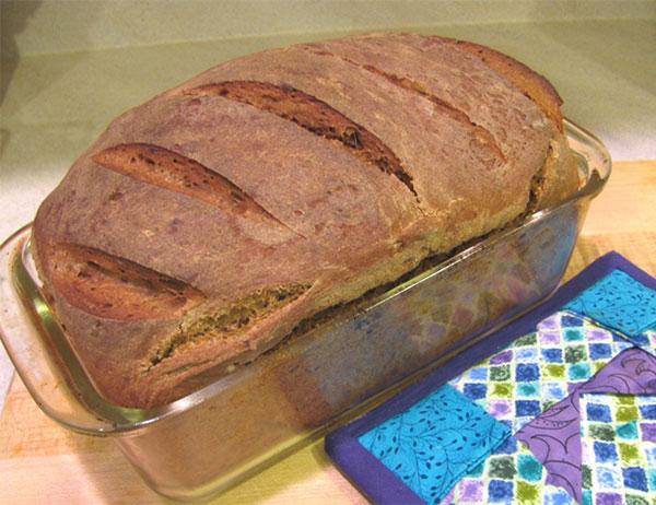 Cách làm bánh mì gối đen tại nhà đơn giản