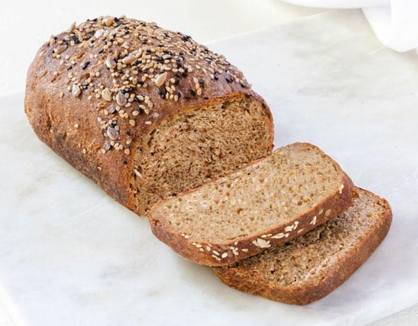 Bánh mì hạt lanh tốt cho sức khỏe