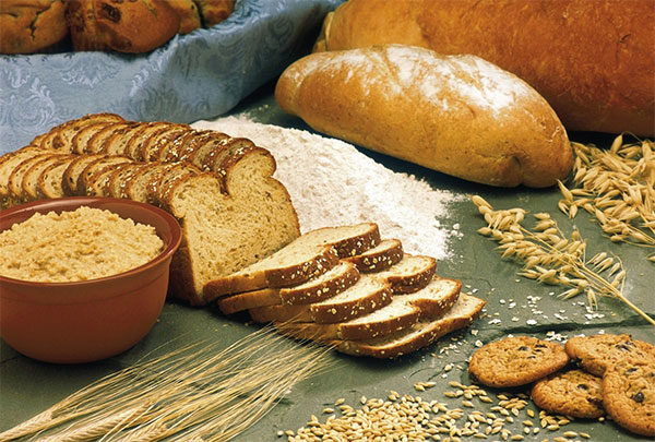 Bánh mì ngũ cốc nguyên hạt