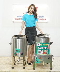 Nồi nấu phở Quang Huy