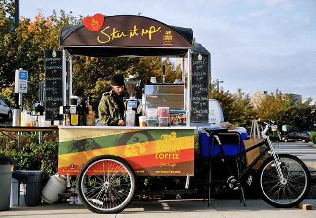Mô hình kinh doanh cafe mang đi hiện nay trên thị trường