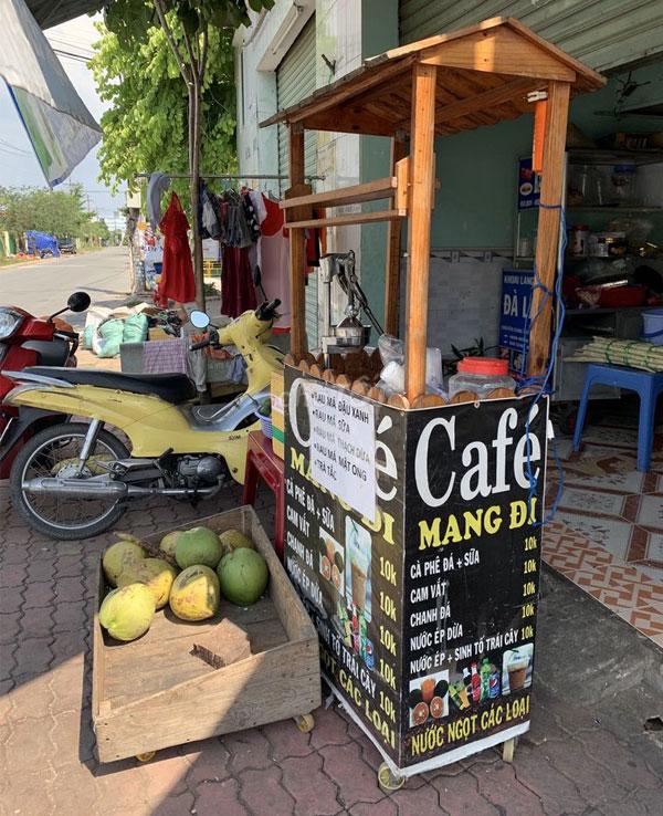 Chất lượng xe cafe cũ bị giảm sút, tính thẩm mỹ kém hơn