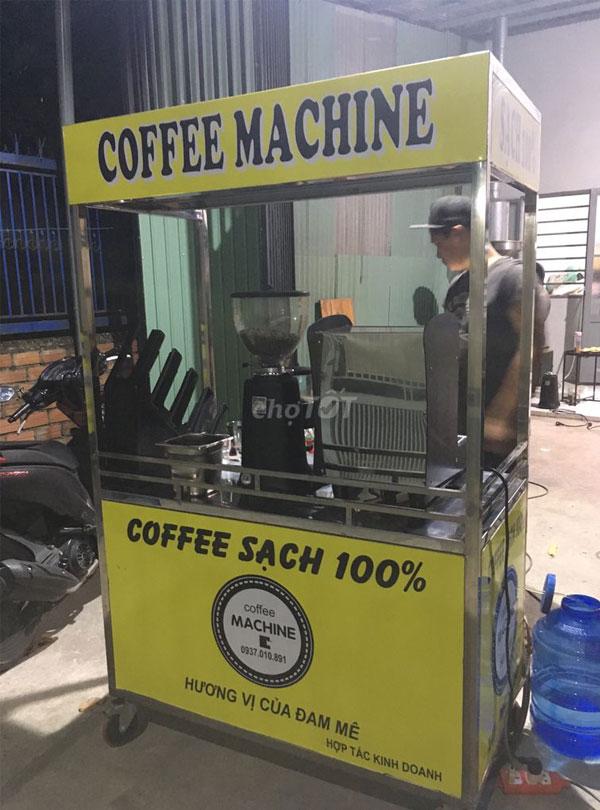 Lựa chọn xe cafe cũ thanh lý nhằm tiết kiệm chi phí