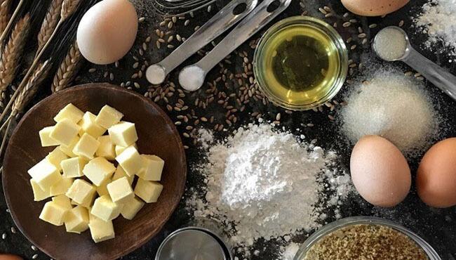 Nguyên liệu cần có để thực hiện cách làm bánh mì dân tổ