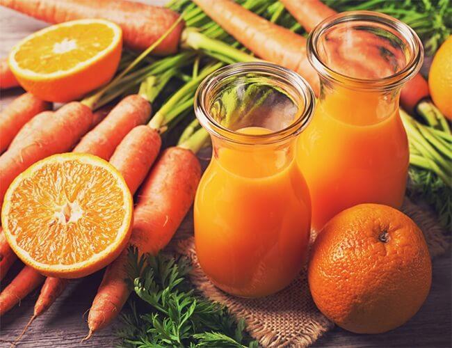 Nước cam ép là một trong 5 loại nước ép trái cây dễ bán nhất
