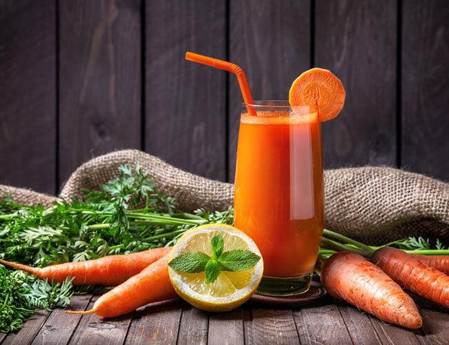 Nước ép cà rốt - top những loại nước ép trái cây dễ bán