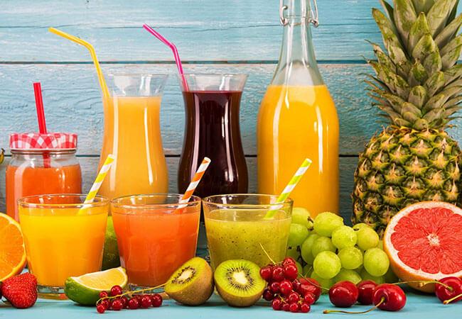 Quảng cáo cửa hàng đồ uống online sinh động để thu hút khách hàng