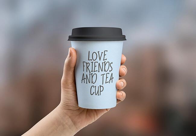 tạo dựng thương hiệu là bước quan trọngkhi kinh doanh cafe xe đẩy giúp tối ưu lợi nhuận