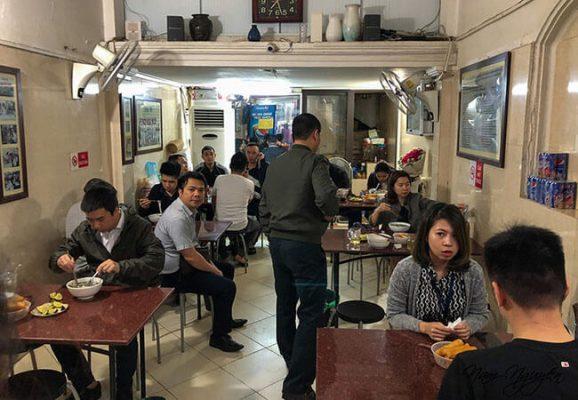 Ý tưởng bán đồ ăn sáng cho cư dân