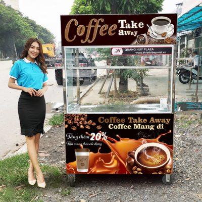 Mô hình cafe xe đẩy