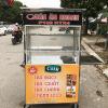 Xe bán trà đào mẫu mới nhỏ gọn nổi bật