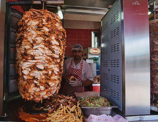 Cách làm thịt nướng bán bánh mì thổ nhĩ kỳ