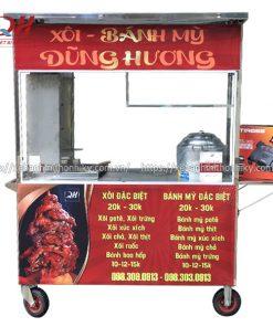 Xe xôi bánh mì Dũng Hương do Quang Huy sản xuất và phân phối trực tiếp