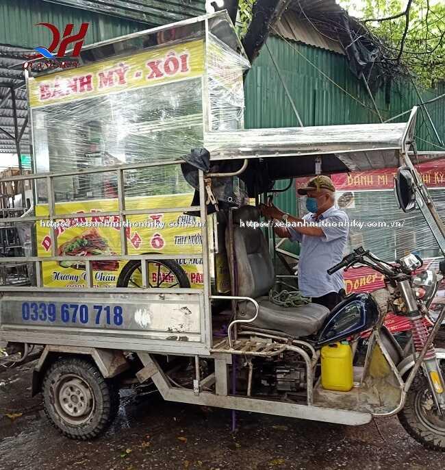 Các hình thức vận chuyển giao hàng tận nơi được Quang Huy Plaza áp dụng